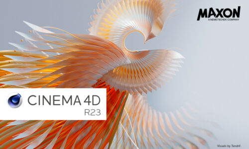 MAXON CINEMA 4D R23 Studio WINDOWS & MAC Life Time activation
