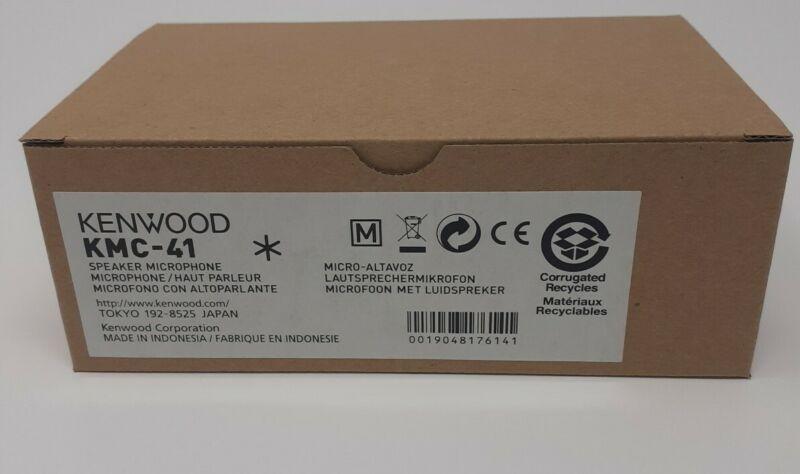 OEM Kenwood KMC-41 Speaker Microphone  For NX-200 TK-3140 TK-5210 TK-2180