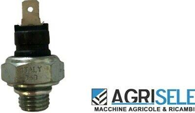 Bulbo pressione olio motore per trattore FIAT M12x1,5