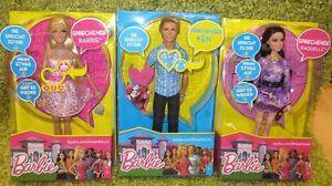 Barbie * Life in the Dreamhouse * 3 Puppen Set Sprechende Barbie Raquelle Ken *