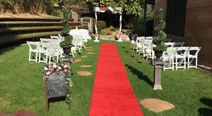 10m red carpet for hire - CAN DELIVER LOCALLY Parmelia Kwinana Area Preview