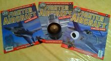 Fighter Aircraft Collection and magazine North Sydney North Sydney Area Preview