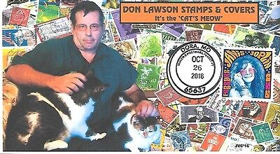 Don Lawson's Stamps