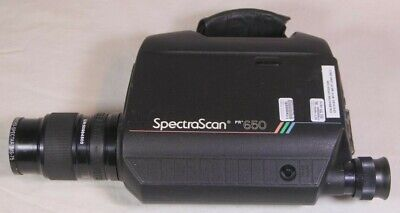 Photo Research Spectrascan Pr-650 With Ms-75 Lens Spectrophotometer Colorimeter