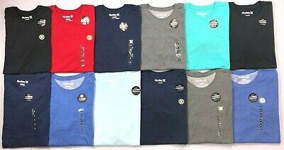Men's Hurley Dri-Fit Plain Premium T-Shirt
