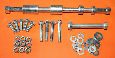 TRIUMPH T140 BONNEVILLE TR7 TIGER ENGINE TO FRAME MOUNTING KIT 00 0077