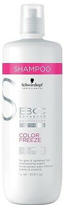 Shampoo Champu Color Save SilveR EspeciaL CaNas 1000ML SchwarzkopF ProfesionaL, usado segunda mano  Motril