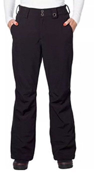 Gerry Women's Ski Snow Pants, Black, Size M