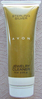 RARE! Vintage 1998 Avon STERLING SILVER JEWELRY CLEANER Past