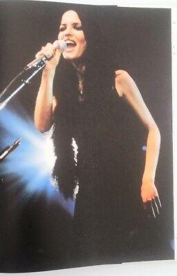 The CORRS 'mic stand' magazine PHOTO/Poster/clipping 11x8 inches