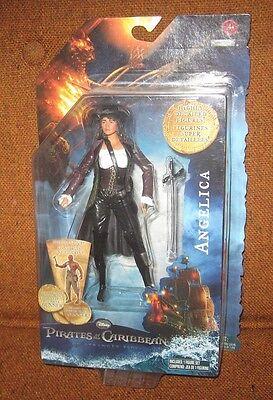 Pirates of the Caribbean--Angelica--2011 Jakks Pacific Action - Pirate Of The Caribbean Angelica