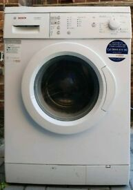 Bosch Washing Machine, Good Condition, Freestanding, 1200 Spin, 6kg Load - £120 ono