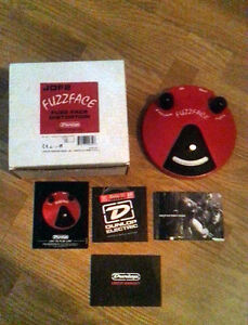 Dunlop Dallas Arbiter Fuzzface Germanium
