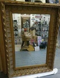 Shabby chic chunky mirror SALE brand new