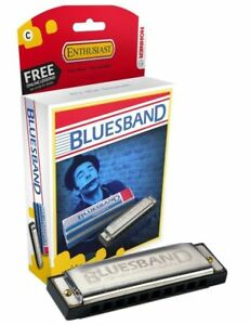 Hohner International Bluesband Harmonica NEW