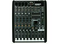 Mackie pro fx8 mixing desk with usb