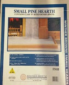 Small Pine Hearth