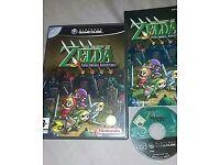 The Legend of Zelda Four Swords Nintendo Gamecube