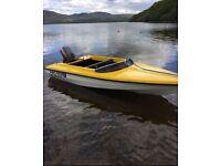 Mini speed boat 🚣