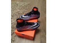 Nike Mercurial Vapor X indoor football boots - Size 9