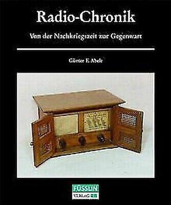 Radio-Chronik, Von der Nachkriegszeit zur Gegenwart.