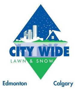 Residential Snow Clearing - Have your walks and Driveway Shovelled by one of our crews