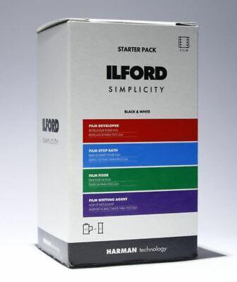 Ilford SIMPLICITY Darkroom Chemistry Starter Pack 1178858
