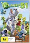Planet 51 DVD Movies