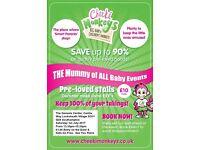 Cheeki Monkeys Big Baby and Children's Market Event
