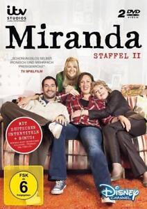 Miranda - Staffel II (2015) 2 DVDs - FSK 6 (Neu-OVP)
