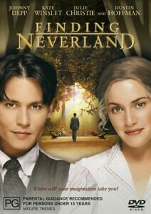 Finding Neverland (DVD, 2005) R4 PAL NEW FREE POST