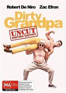 Dirty Grandpa (DVD, 2016)