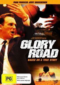 Glory Road (DVD, 2006)  FREE POSTAGE