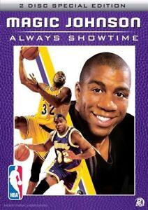 NBA: Magic Johnson - Always Showtime DVD NEW