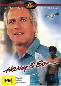 Harry & Son (DVD, 2011) R4 BRAND NEW SEALED - FREE POST!