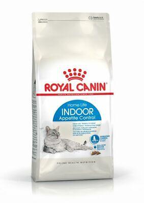 Royal Canin Feline Health Nutrition Indoor Appetite Control Dry Cat Food 2kg