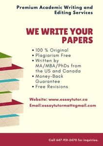 #1 Coursework/Assignments/Term Paper Help