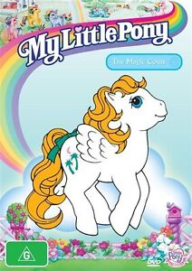 My Little Pony - The Magic Coins (DVD, 2013)