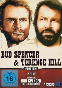 Bud Spencer & Terence Hill - 12 Filme Edition - Bud Spencer - 4260318084727