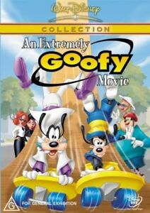 NEW DVD  An Extremely Goofy Movie (DVD, 2002)