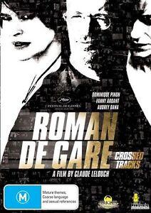 Roman De Gare - Crossed Tracks (DVD, 2009)
