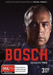 BOSCH Season 2 - COMPLETE Season Two : NEW DVD