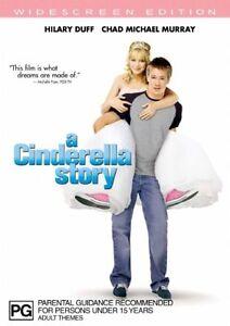 NEW A Cinderella Story (DVD, 2005) Region 4