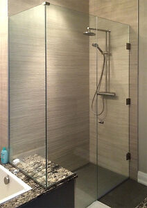FrameLess Shower Glass Enclosures AND MORE... Stratford Kitchener Area image 10