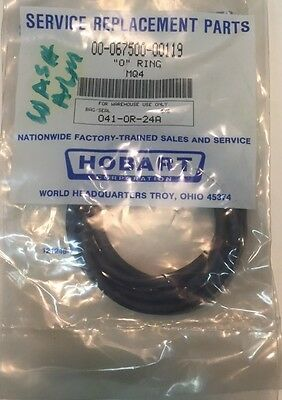 Lot Of 4 Hobart Dishwasher O-rings Genuine Part 00-067500-00119 67500-119