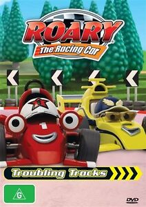 Roary The Racing Car - Troubling Tracks (DVD, 2011)