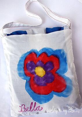 Towel Tote Bag @skiptomylou
