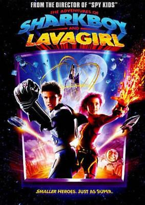 ADVENTURES OF SHARKBOY AND LAVA GIRL IN 3-D NEW DVD - Lava Girl
