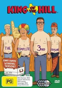 King-Of-The-Hill-TV-Series-SEASON-3-NEW-R4-DVD