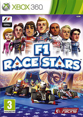 F1 Race Stars ~ XBox 360 (in Great Condition) segunda mano  Embacar hacia Argentina